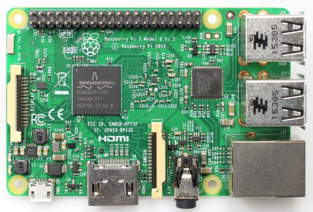 raspberry pi 3 hardwarezentrale hausautomatisierung koch. Black Bedroom Furniture Sets. Home Design Ideas
